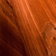 Waterholes slot canyon in the AZ desert.