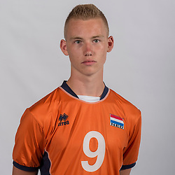 07-06-2016 NED: Jeugd Oranje jongens <1999, Arnhem<br /> Photoshoot met de jongens uit jeugd Oranje die na 1 januari 1999 geboren zijn / Rik van Solkema DIA