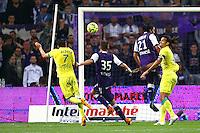 But Alejandro Bedoya - 25.04.2015 - Toulouse / Nantes - 34eme journee de Ligue 1<br />Photo : Manuel Blondeau / Icon Sport