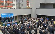 Inaugurazione casa dello Sport, ovvero Coni di Trento,15 gennaio 2018 © foto Daniele Mosna