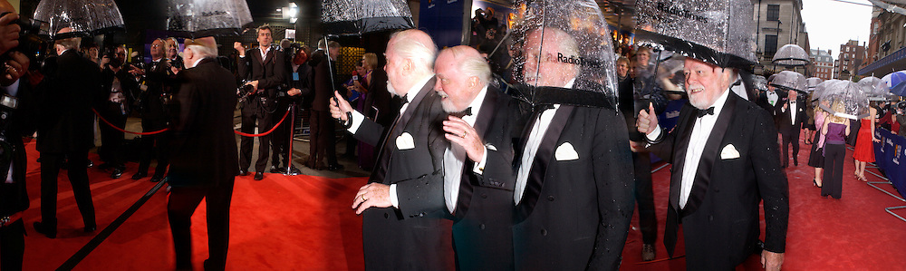 Sir Richard Attenborough, 50th Annual Bafta Television awards, Grosvenor House hotel. 18 April 2004. SUPPLIED FOR ONE-TIME USE ONLY> DO NOT ARCHIVE. © Copyright Photograph by Dafydd Jones 66 Stockwell Park Rd. London SW9 0DA Tel 020 7733 0108 www.dafjones.com
