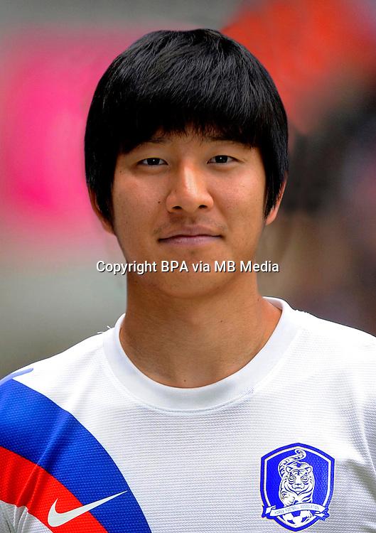 Football Fifa Brazil 2014 World Cup / <br /> Korea Republic  National Team -<br /> Park Joo-Ho  of Korea Republic