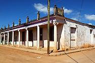 Building in Quivican, Mayabeque, Cuba.