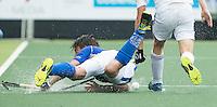 DEN BOSCH - HOCKEY -    Landkampioenschap jeugd  tussen Pinoke JA1 -Kampong JA1 (2-1) . Pinoke kampioen. COPYRIGHT KOEN SUYK