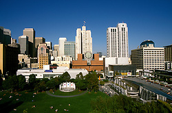 California: San Francisco.  Yerba Buena Center and Museum of Modern Art.  Photo #: casanf104..Photo copyright Lee Foster, 510/549-2202, lee@fostertravel.com, www.fostertravel.com