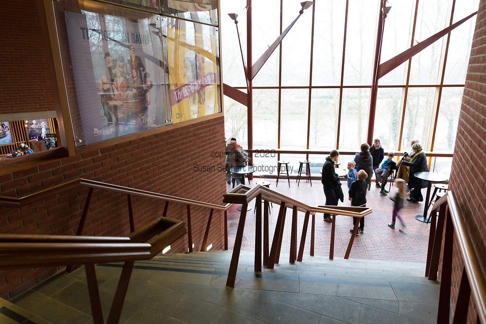 The Lyric Theater in Belfast, Northern Ireland