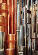 orgelrestaurering i Islev Kirke i Rødovre, orgel, orgelpiber