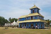 Upulvan Devale, Devinuwara (Dondra) dedicated to Lord Vishnu