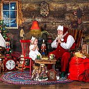 Santa's Magical World - Johnston