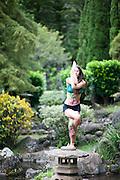 Oct 1, 2015 Maui, Hawaii. <br /> <br /> Photograph by Joseph Sherrock<br /> <br /> www.josephsherrock.com Yoga Photography
