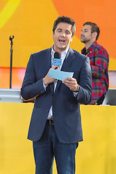 17.08.2013, New York, USA, ABC Show, Good Morning Amerika, im Bild Josh Elliot // during the ABC Show Good Morning Amerika in New York, Unites States of Amerika on 2013/08/17. EXPA Pictures © 2013, PhotoCredit: EXPA/ Newspix/ MediaPunch Inc<br /> <br /> ***** ATTENTION - for AUT, SLO, CRO, SRB, BIH, TUR, SUI and SWE only *****