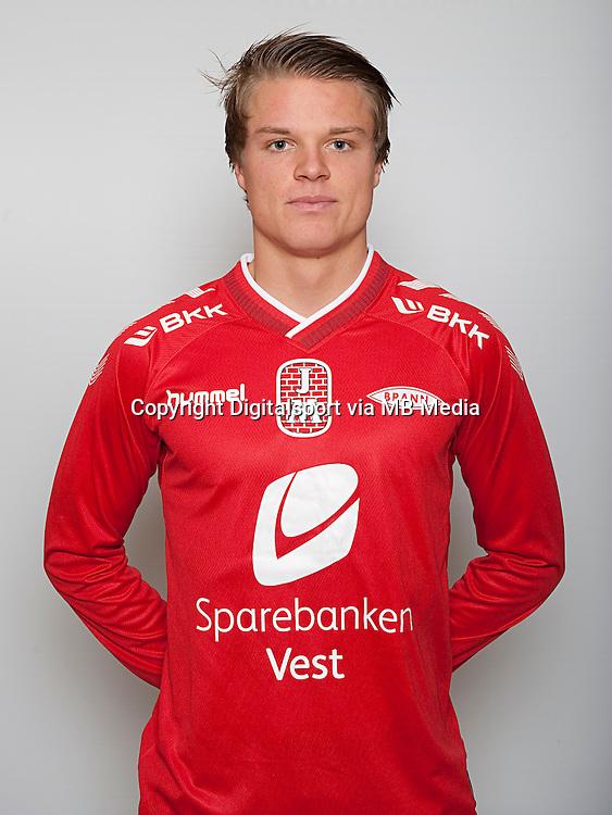 Fotball , Tippeligaen 2014 , Elitesereien , portrett , portretter , Brann , Fredrik Heggland<br /> Foto Astrid M. Nordhaug
