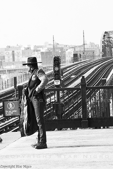 Urban Cowboy  Bronx,NY by Star Nigro
