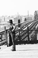 Urban Cowboy  Bronx,NY by Star Nigro