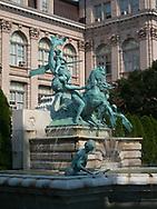 The Fountain of Life New York Botanical Garden
