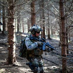 2019/03 Entrainement de commandos montagne de 27eBIM