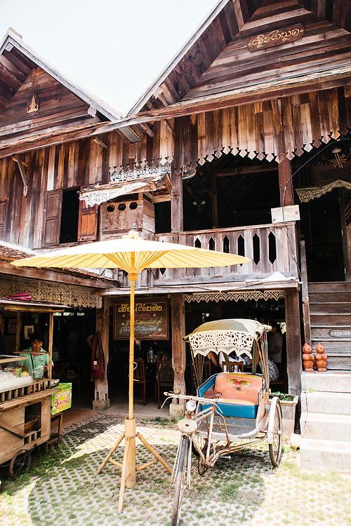 Northern Thai restaurant, Chiang Mai