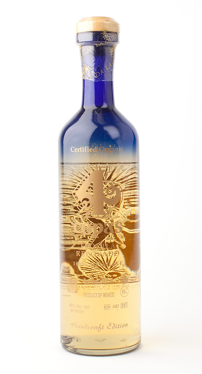 4 Copas reposado -- Image originally appeared in the Tequila Matchmaker: http://tequilamatchmaker.com