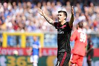 Genova - 24.09.2017 - Sampdoria-Milan - Serie A 6a giornata   - nella foto:  Alessio Romagnoli