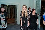 HERMIONE DE PAULA, The Dorchester Collection fashion prize.  Dorchester Hotel. London. 19 October 2010. ends at 8 p.m. competition. rsvp's to Jackie-DO NOT ARCHIVE-© Copyright Photograph by Dafydd Jones. 248 Clapham Rd. London SW9 0PZ. Tel 0207 820 0771. www.dafjones.com.