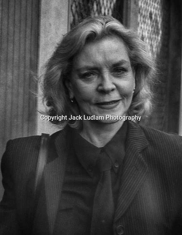 Lauren Bacall west street London
