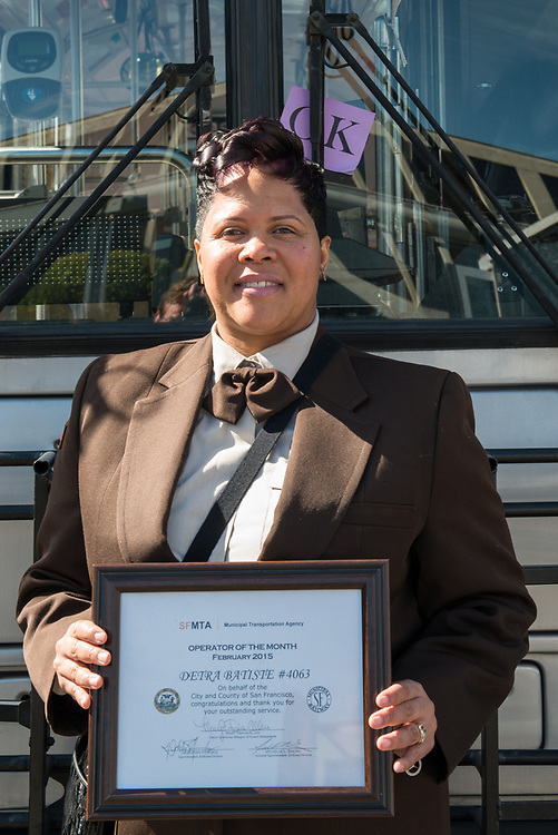 Operator of the Month Detra Batiste at Kirkland Division | February 27, 2015