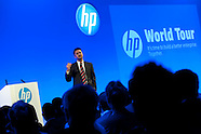 Hewlett Packard World Tour 2014