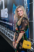 2019, June 17. Pathe ArenA, Amsterdam, the Netherlands. Merel de Zwart at the dutch premiere of Men In Black International.
