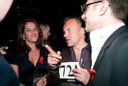 TRACEY EMIN; GRAHAM NORTON, The Lighthouse Gala auction in aid of the Terence Higgins Trust. Christie's. ing St. London. 22 March 2010