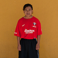 Marlon Alexander Lux Bal. Homeless World Cup Rio de Janeiro, 2010.<br /> <br /> Marlon Alexander Lux Bal was abandoned as a child in Guatemala. He discovered a love for the game at the Jovenes center in Boyle Heights, and now he's poised to represent the U.S. in the Street Soccer World Cup in Brazil.  Alex, as he is known, grew up on his own in Guatamala City, and earned money by recycling cans he found in the trash.