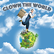 Andrew Scharff is the founder of Clown the World, an organization to spread joy and laughter to all corners of the world, especially those that need it most.