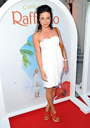 Maya Maneiro attends the Raffaello Summer Day 2013 at Kronprinzenpalais, Berlin, Germany. Friday June 21, 2013. Picture by Schneider-Press / John Farr / i-Images.<br /> UK &amp; USA ONLY