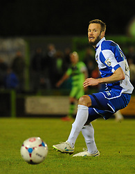 Bristol Rovers' Andy Monkhouse- Photo mandatory by-line: Nizaam Jones/JMP - Mobile: 07966 386802 - 29/04/2015 - SPORT - Football - Nailsworth - The New Lawn - Forest Green Rovers v Bristol Rovers - Vanarama Football Conference