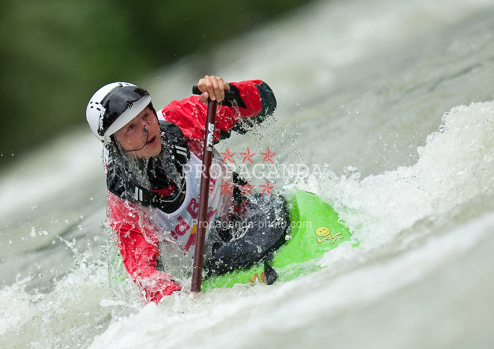 AUT, ECA Kayak Freestyle European Championships im Bild Hitzigrath Philipp, GER, Canadien Men, #59, EXPA Pictures © 2010, PhotoCredit: EXPA/ J. Feichter