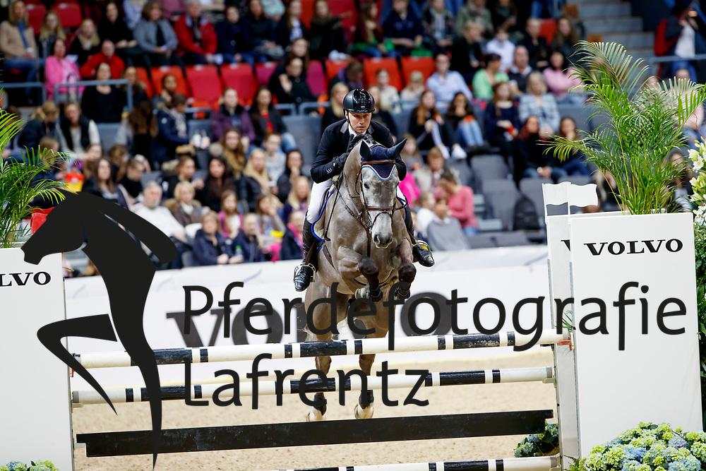 Wickström, Jens (SWE) Sir Liberty<br /> Göteborg - Gothenburg Horse Show FEI World Cups 2017<br /> © Stefan Lafrentz