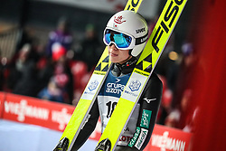 26.01.2020, Wielka Krokiew, Zakopane, POL, FIS Weltcup Skisprung, Zakopane, Herren, Wertungsdurchgang, im Bild Keiichi Sato (JPN) // Keiichi Sato (JPN) during his competition jump of FIS Ski Jumping world cup at the Wielka Krokiew in Zakopane, Poland on 2020/01/26. EXPA Pictures © 2020, PhotoCredit: EXPA/ Tadeusz Mieczynski