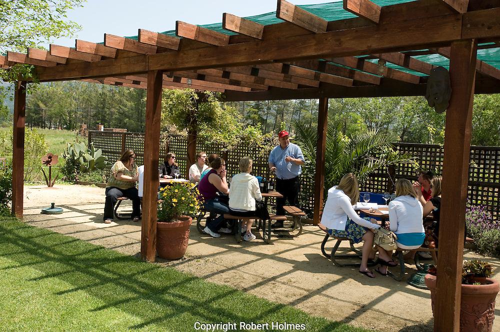 Summers Family Winery, Calistoga, Napa Valley