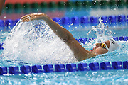 Cyrielle Duhamel (FRA) competes on Women's 200 m Medley semifinal during the Swimming European Championships Glasgow 2018, at Tollcross International Swimming Centre, in Glasgow, Great Britain, Day 6, on August 7, 2018 - Photo Stephane Kempinaire / KMSP / ProSportsImages / DPPI
