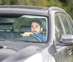 Chelsea Players and Cars Return to Training - 6 September 2017