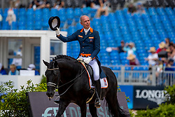 Minderhoud Hans Peter, NED, Glock's Dream Boy<br /> World Equestrian Games - Tryon 2018<br /> © Hippo Foto - Dirk Caremans<br /> 14/09/18