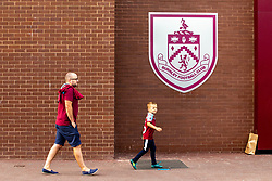 Fans arrive at Turf Moor, for Burnley v Olympiakos - Mandatory by-line: Robbie Stephenson/JMP - 30/08/2018 - FOOTBALL - Turf Moor - Burnley, England - Burnley v Olympiakos - UEFA Europa League Play-offs second leg