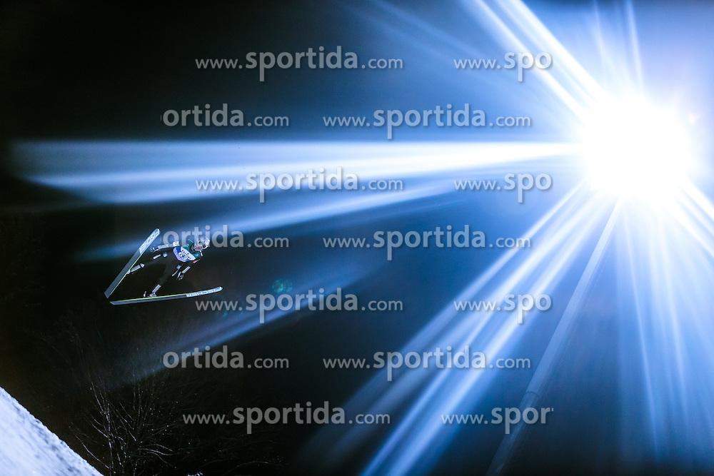 05.01.2015, Paul Ausserleitner Schanze, Bischofshofen, AUT, FIS Ski Sprung Weltcup, 63. Vierschanzentournee, Qualifikation, im Bild Rune Velta (NOR) // during Qualification of 63rd Four Hills Tournament of FIS Ski Jumping World Cup at the Paul Ausserleitner Schanze, Bischofshofen, Austria on 2015/01/05. EXPA Pictures © 2015, PhotoCredit: EXPA/ JFK