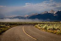 Snake River Outlook, Grand Teton National Park, Wyoming, United States