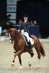 Keller Kathleen, (GER), Daintree<br /> Grand Prix Dressage München 2015<br /> © Hippo Foto - Stefan Lafrentz