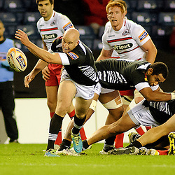 Edinburgh Rugby v Zebre | Rabo ProDirect12 | 1 November 2013