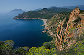 Corsica-the roads of Tour de France