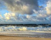 Beautiful Morning on the Beach at Robert Moses