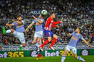 Real Sociedad v Atletico Madrid - 19 Apr 2018