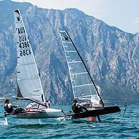 2017 Moth Worlds - Lake Garda