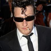 NLD/Amsterdam/20060426 - Premiere Mission Impossible 3, Direct, Frans 'Spike' van Zoest, rokend, sigaret